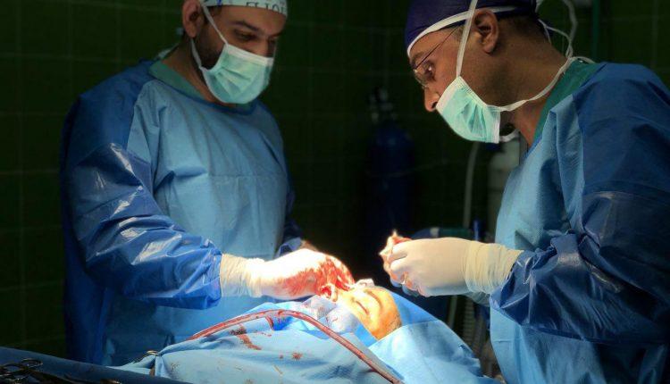 دکتر جراحی زیبایی بینی