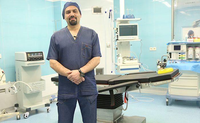 دکتر لاجوردی متخصص جراحی زیبایی بینی
